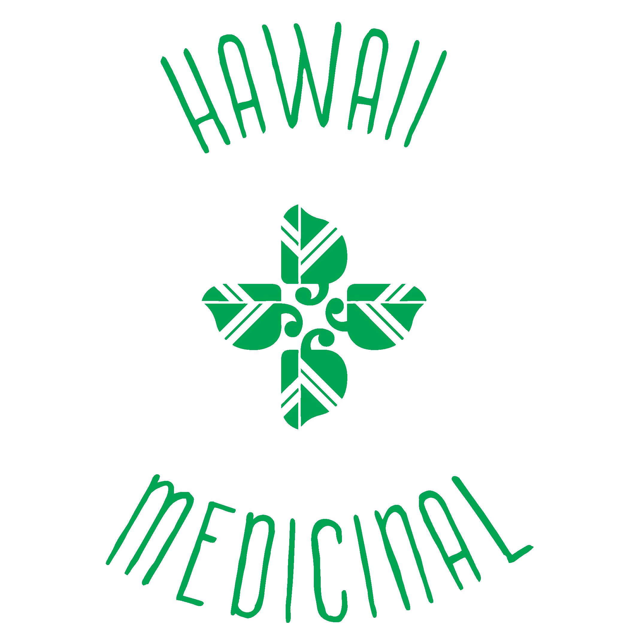 Hawaii Medicinal Logo Circle